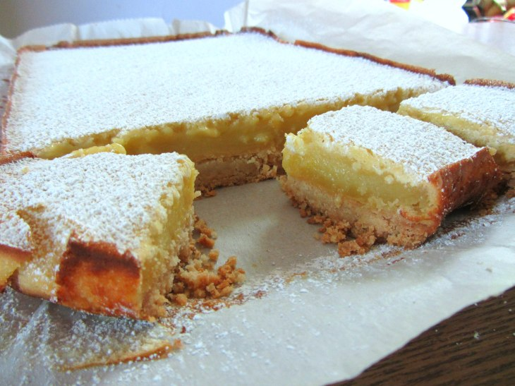 Lemon Bars front
