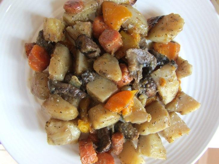 Potato side dish plated 1b