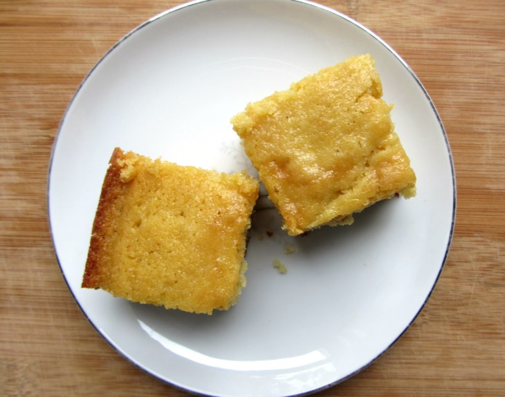 Honey cornbread $