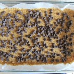 Magic Cookie Bars Chocolate
