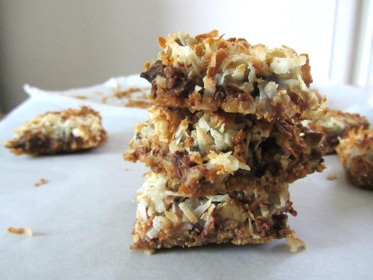 Magic Cookie Bars $