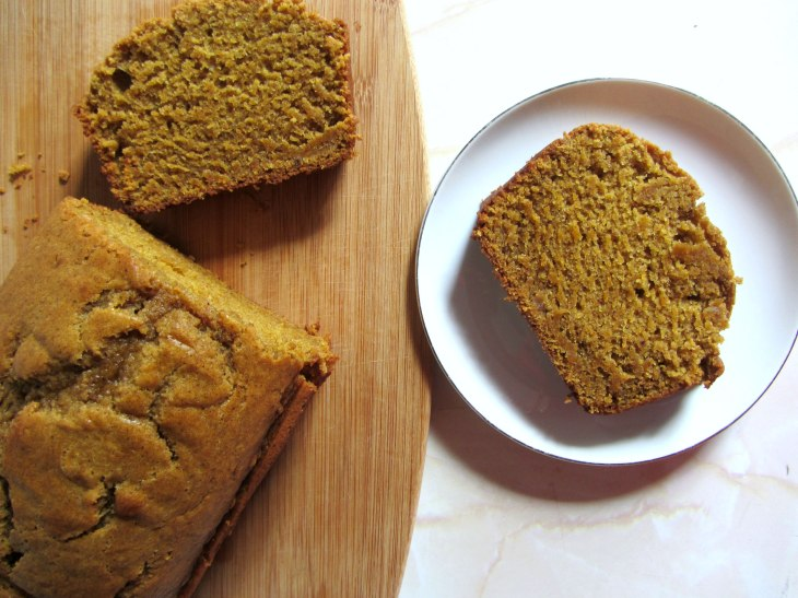 Pumpkin Bread $