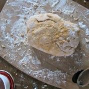 Pumpkin Gnocchi dough