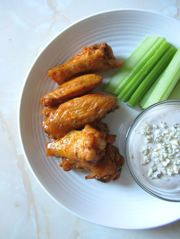 buffalo chicken wings $