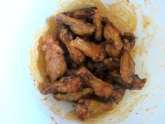 buffalo chicken wings bowl